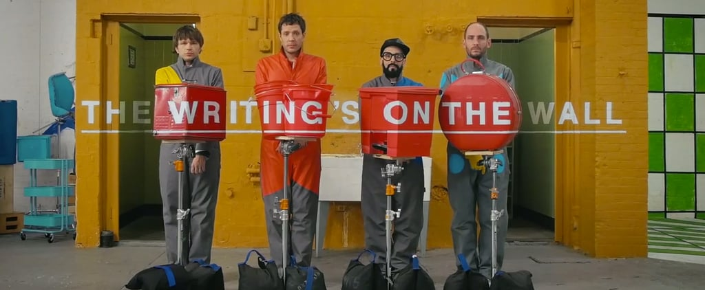 "OK Go ""The Writing on the Wall"" Video"