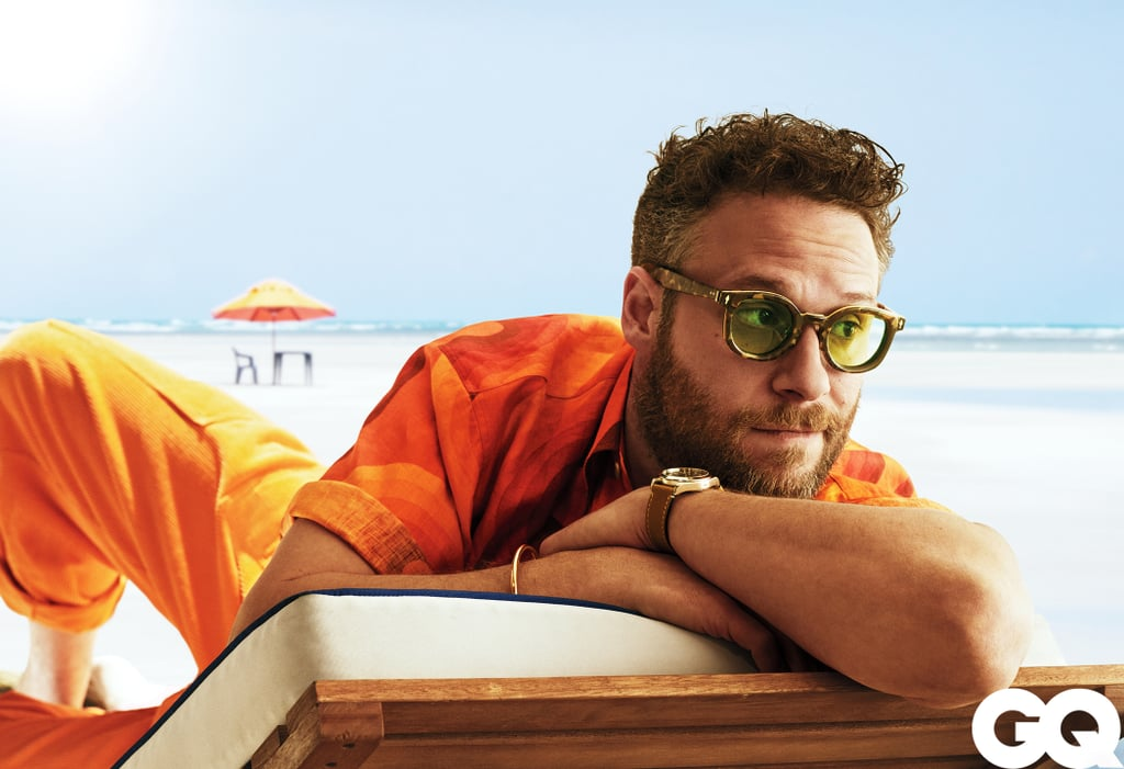 Reactions to Seth Rogen GQ Pictures May 2019