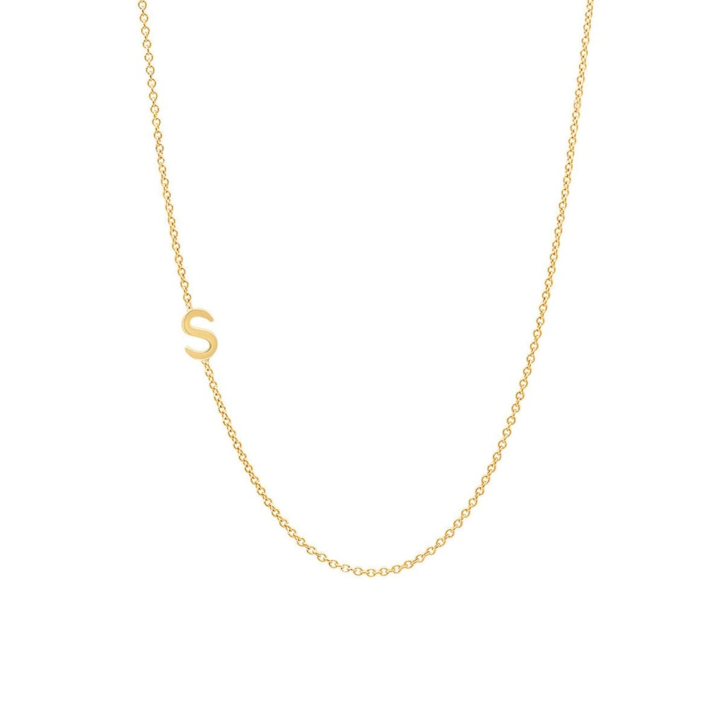 By Chari Initial Necklace