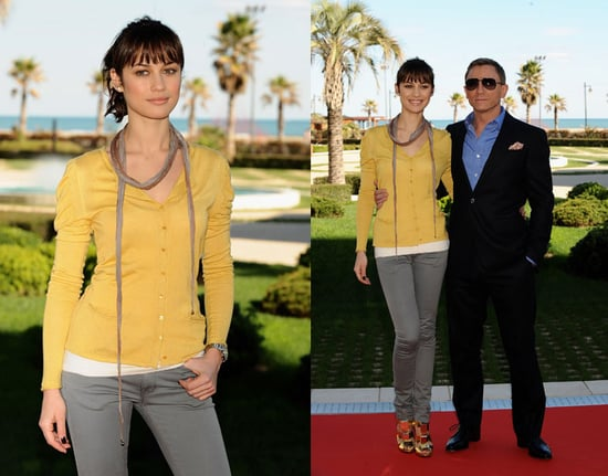 Celebrity Style: Olga Kurylenko