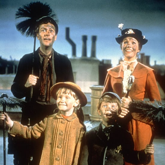 Was Mary Poppins Bert's Nanny?