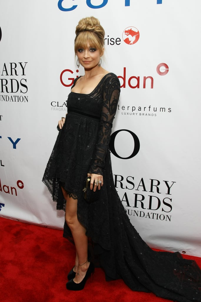 Nicole Richie attended the Fifi Awards in NYC.