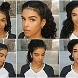 Learn 6 Easy Curly Hairstyles