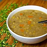 Split Pea and Sweet Potato Soup