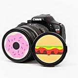 Snack Cap Lens Cap