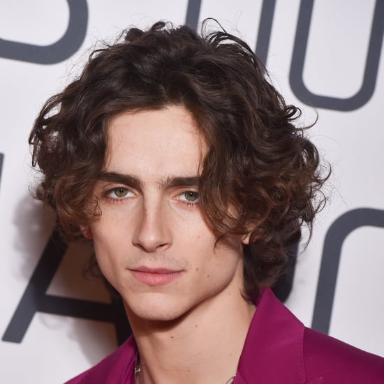 An Ode to Timothée Chalamet's Insanely Chiseled Jawline