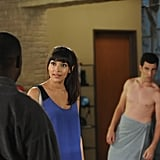 Cece (Hannah Simone) is back!