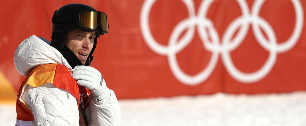 Shaun White Got a Near-Perfect Score in the Halfpipe Qualifying, and People Are Freaking Out