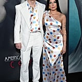 Halsey and Evan Peters Attend American Horror Story LA Event