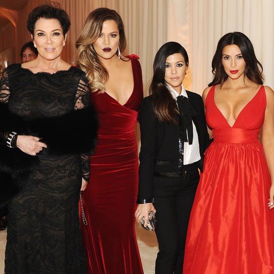 Kardashian Christmas Hair Prep Ideas