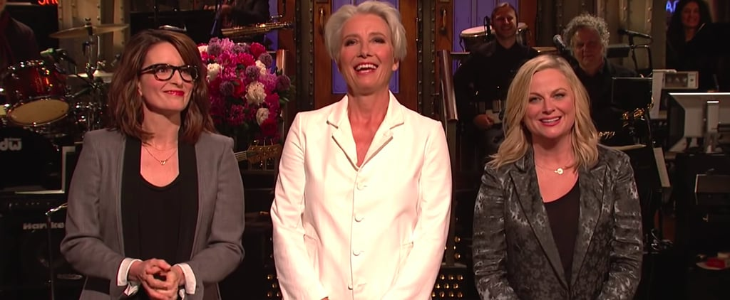 Emma Thompson Saturday Night Live Mother's Day Monologue