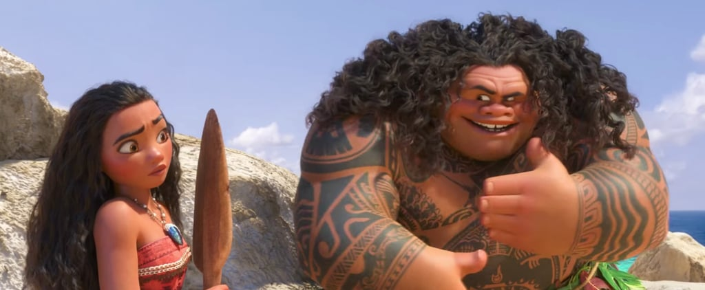Here's Dwayne Johnson Singing in Moana (Is There Anything He Can't Do?)