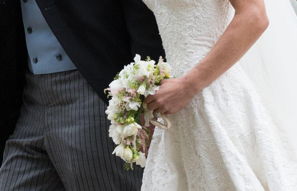 Pippa Middleton S Wedding Ring Popsugar Fashion Australia