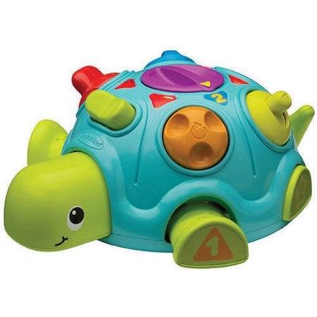 Infantino Tinkerback Turtle
