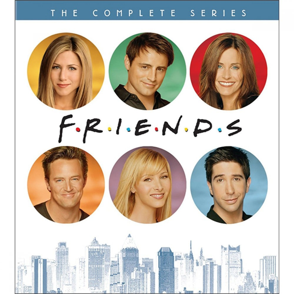 The Complete Series on DVD ($203)