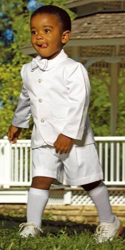 Traditional Eton Suit