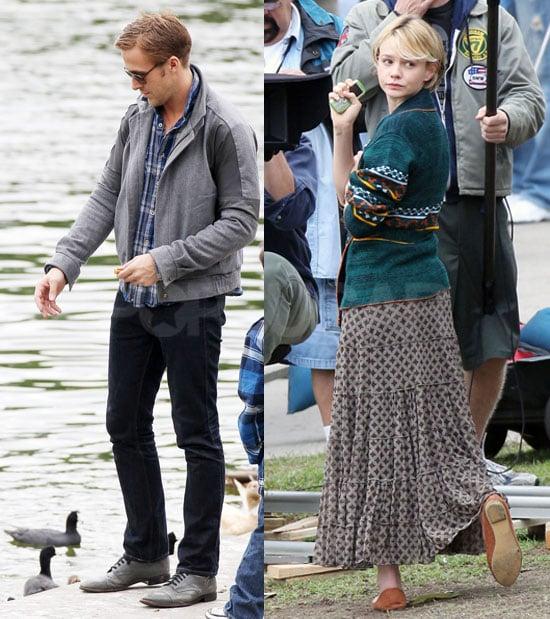 Pictures of Carey Mulligan and Ryan Gosling