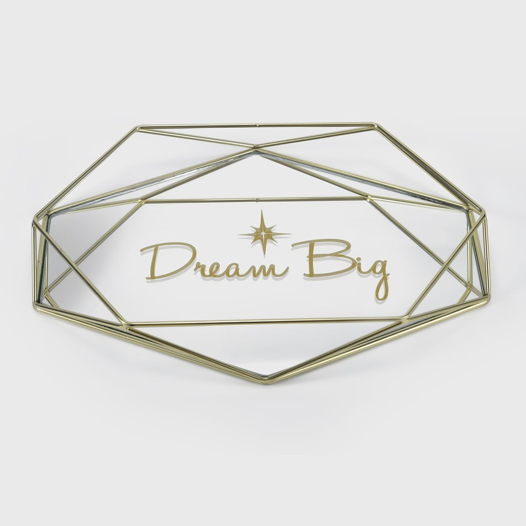 Disney Princess X POPSUGAR Tiana Dream Big Trinket Tray