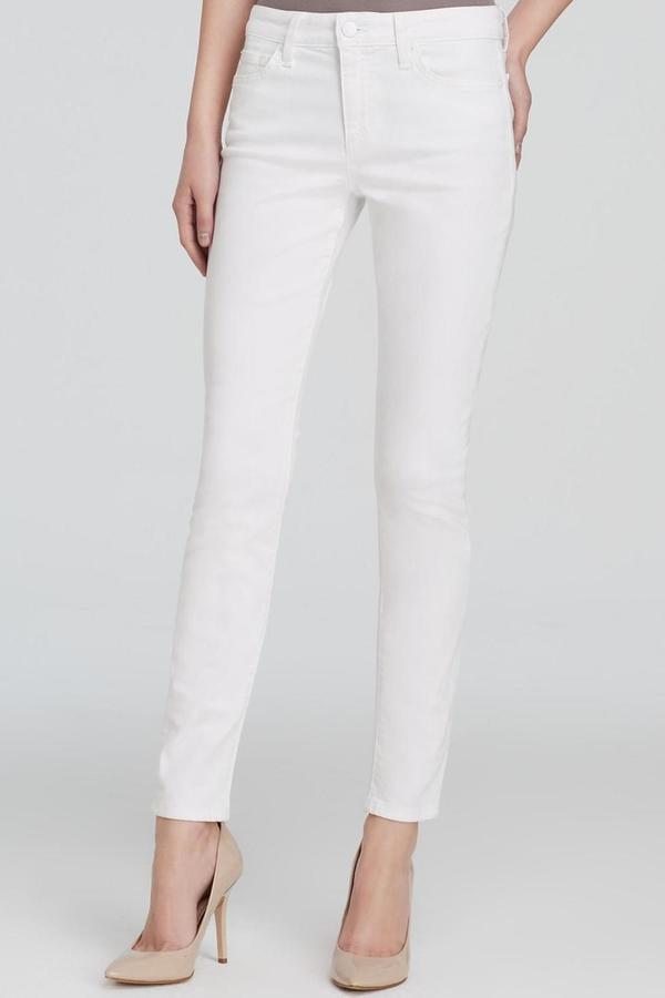 Joe's Jeans Classic White Skinny ($179)