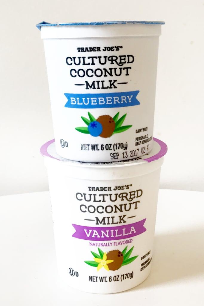 Cultured Coconut Milk ($1)