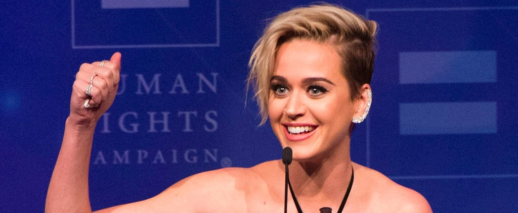 """Katy Perry Opens Up About Her Sexuality, Says She Did More Than Just """"Kiss a Girl"""""""