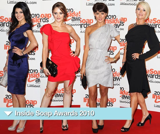 Photos of TV Celebrities at the 2010 Inside Soap Awards