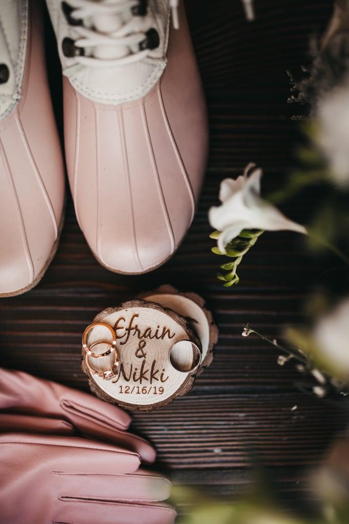 Outdoor Winter Wedding Inspiration