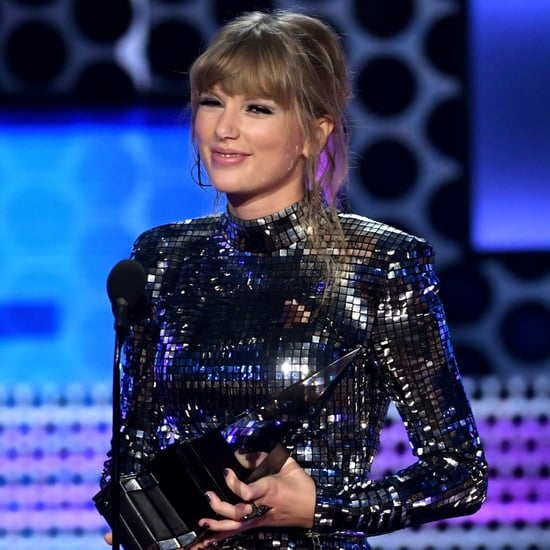 Taylor Swift Teasing New Album at 2018 American Music Awards
