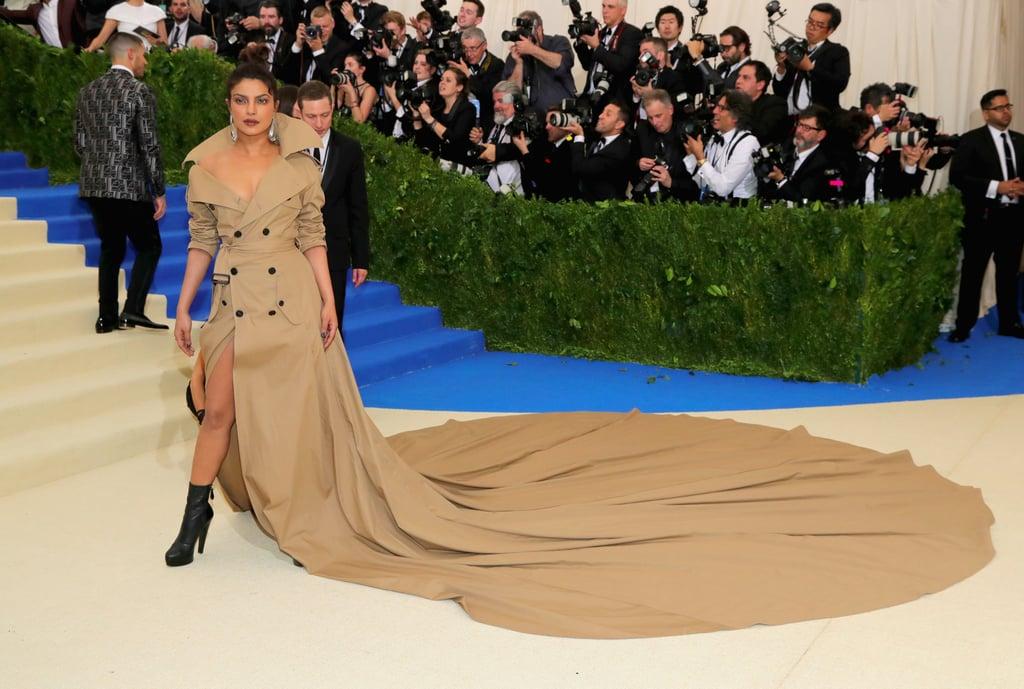 Priyanka Chopra Met Gala 2017 Dress Memes