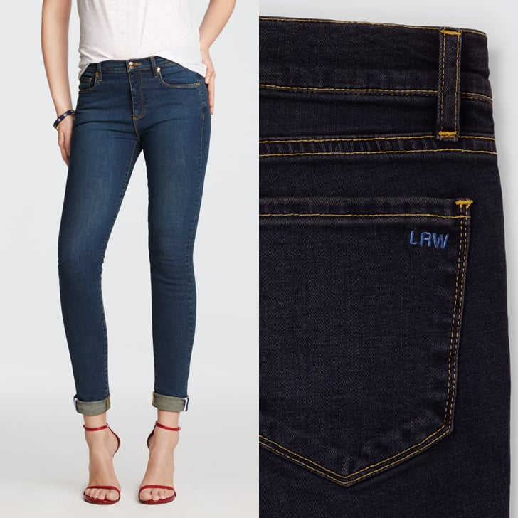 If you know a lady who lives in jeans, she'll probably love a customized pair ($168) from Reese Witherspoon's brand, Draper James. Pick a wash of your choice, and then add a teeny-tiny monogram detail before checking out.