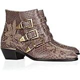 Boots, approx $1,911, Chloe at Net-a-porter.