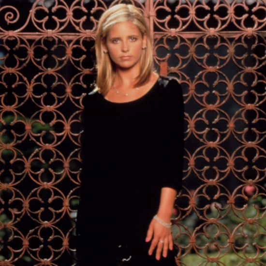 Sarah Michelle Gellar's Buffy the Vampire Slayer Post 2017