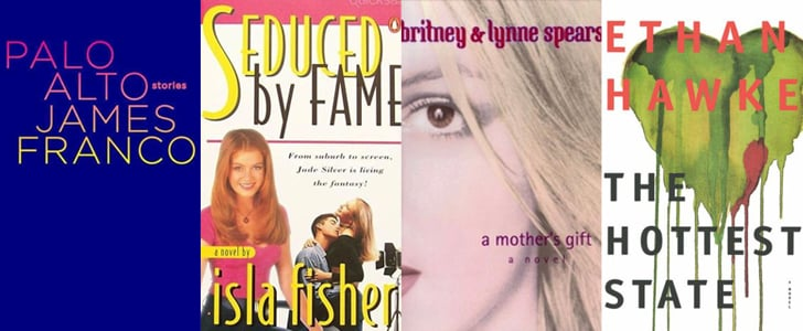 Fact: These Celebrities Are Also Fiction Writers