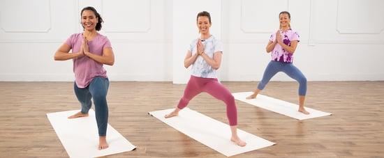 Beginner's Yoga Workout and Meditation From Kelsey J. Patel