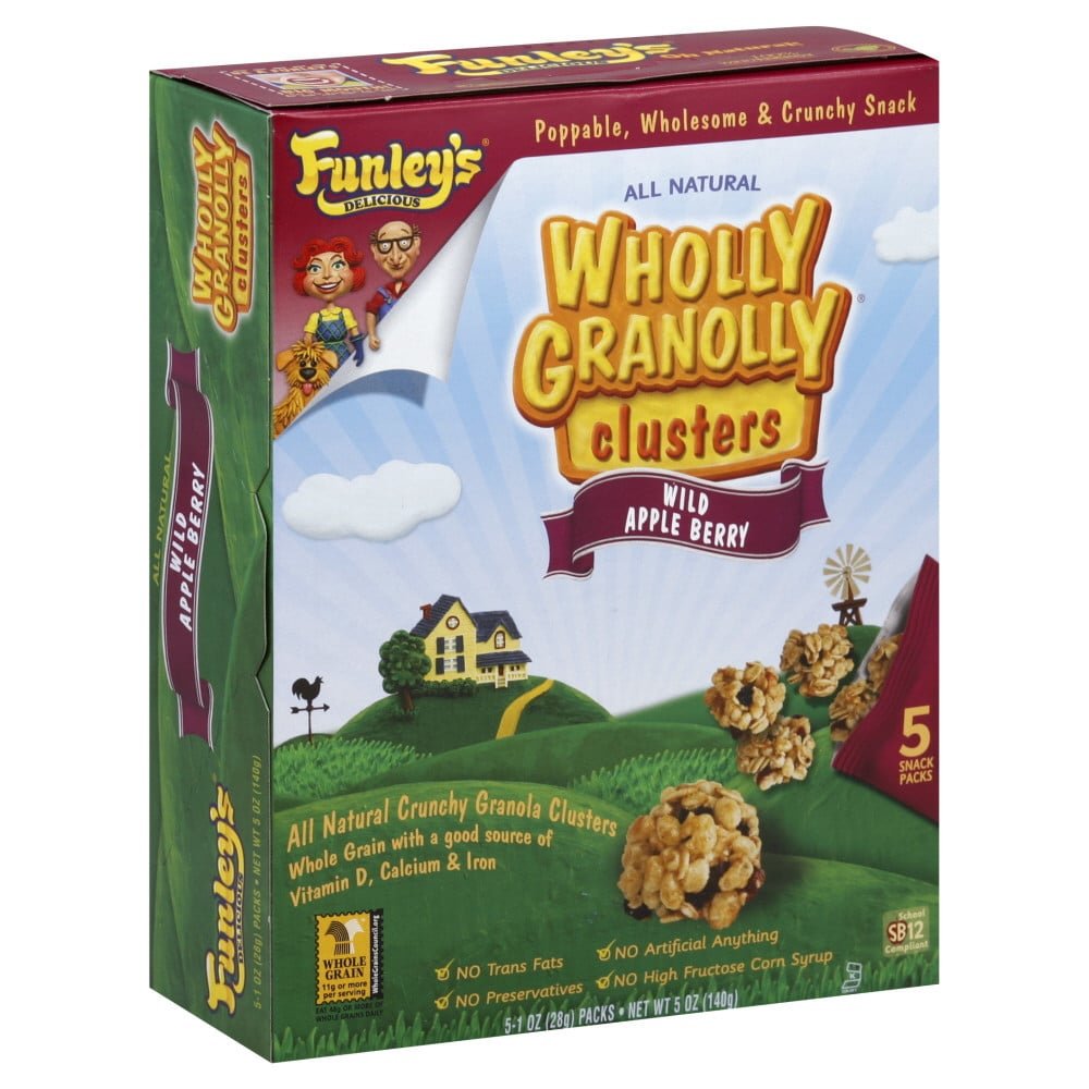 Wholly Granolly Clusters