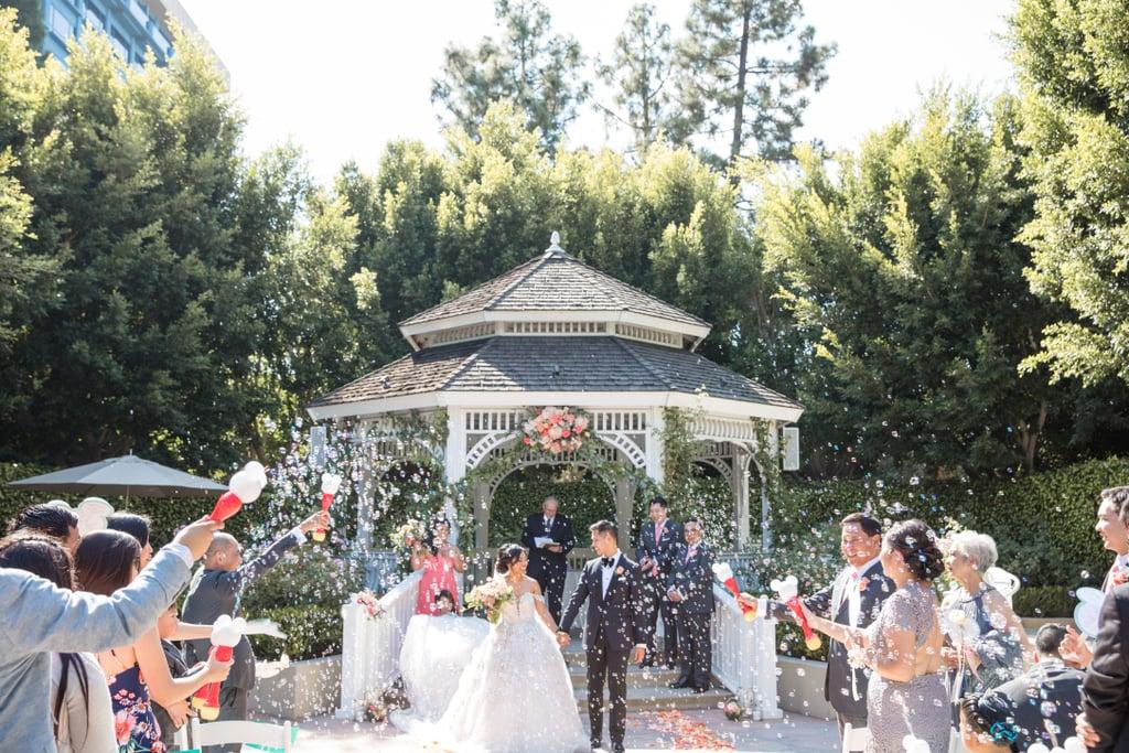Disney California Adventure Wedding