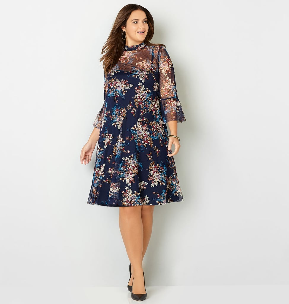 Calling All Curvy Girls: These 15 Flattering Dresses Are Perfect For Your Engagement Party