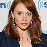 Bryce Dallas Howard With Her Signature Red Hair