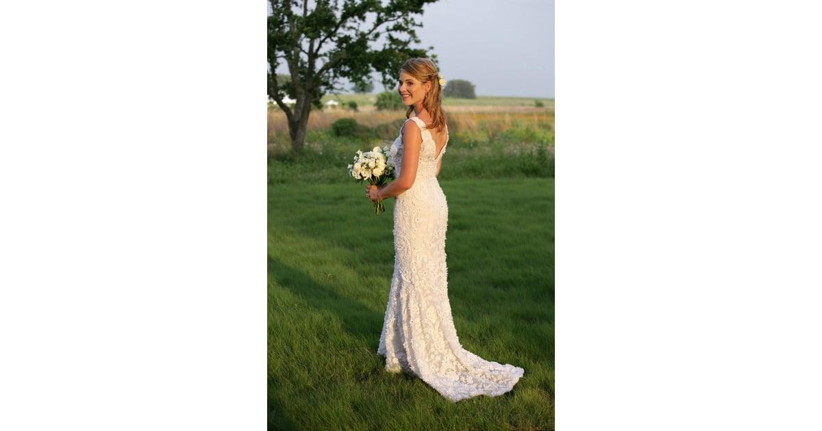 Jenna Bush Hager   Famous Oscar de la Renta Wedding Dresses ...