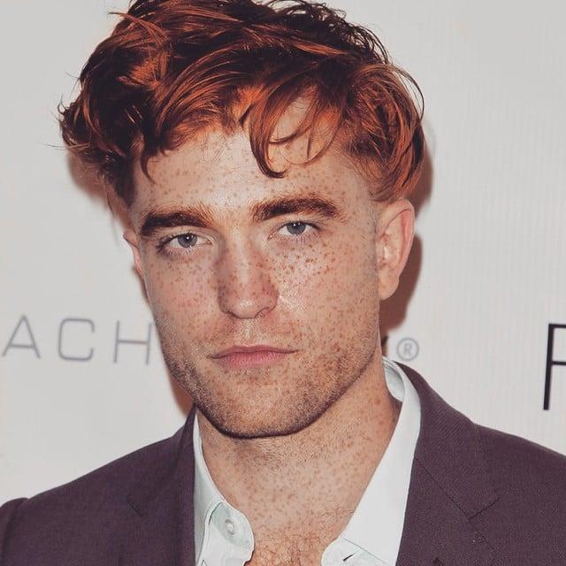 Robert Pattinson Instagram