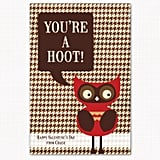 You're a Hoot Cards