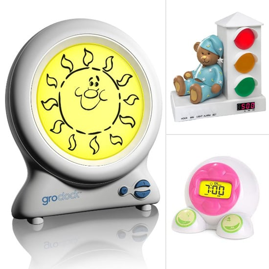 Early Risers: Clocks That Teach Tots to Stay in Bed