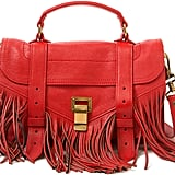 Proenza Schouler Mini PS1 Fringe Bag ($1,625)