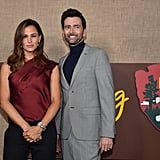 Pictured: Jennifer Garner and David Tennant