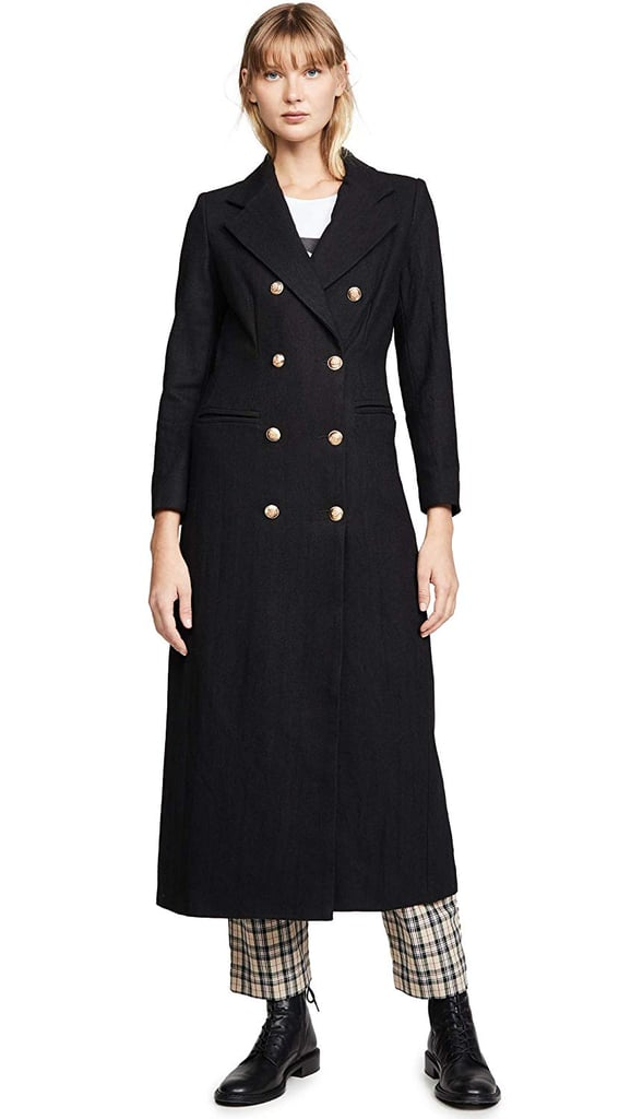 Lioness Donatella Long Coat