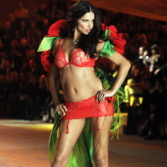 Adriana Lima Interview: Beauty and Fitness Tips