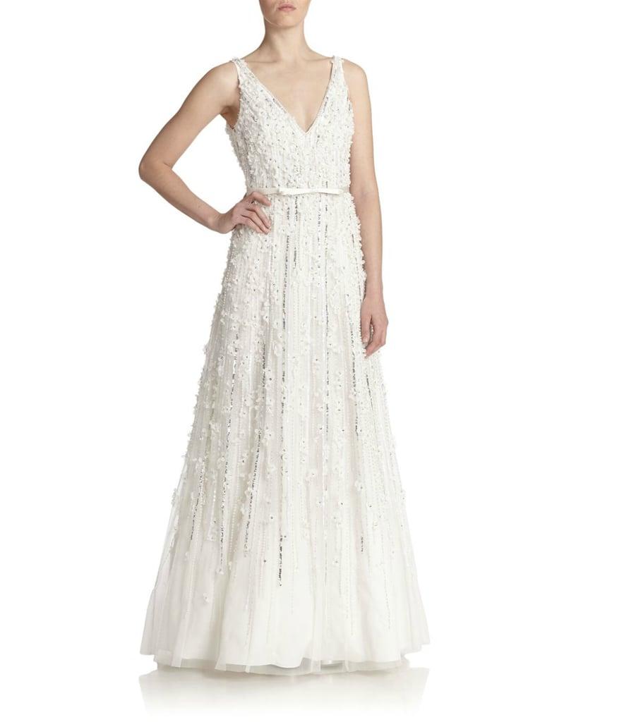 1d0552a339ec Basix Black Label Flower Applique Gown ( 1