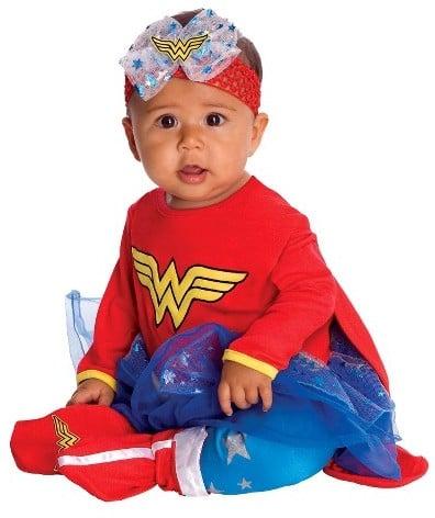 DC Comics Wonder Woman Infant Halloween Costume