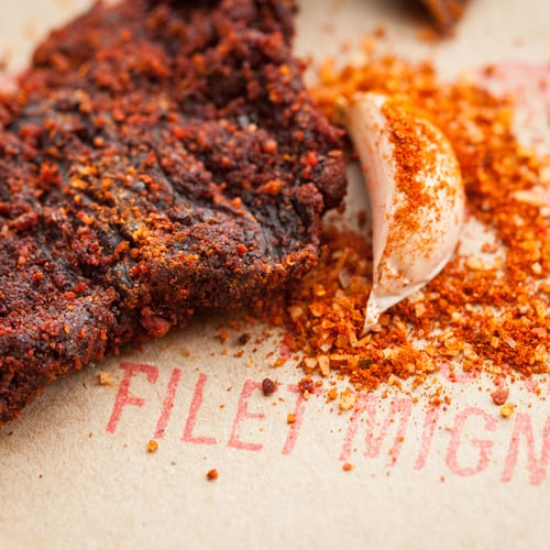 Filet Mignon Beef Jerky