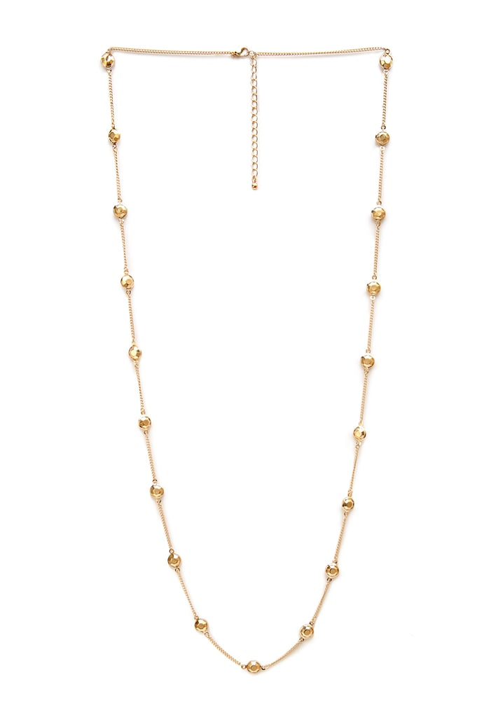 Forever 21 Bead Necklace